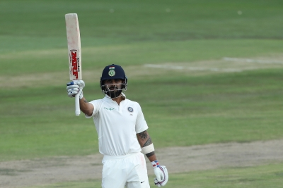 India 183/5; trail by 152 runs at stumps on Day 2