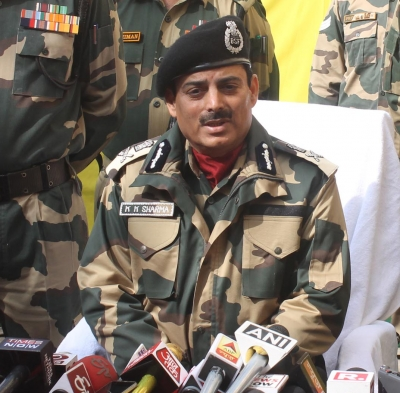 Use of pump-action guns has emboldened Bangladeshi smugglers: BSF chief