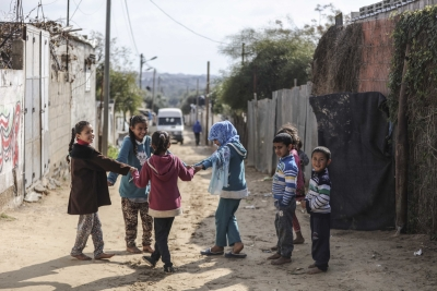 15 mn children in Mideast, North Africa not in school: UN
