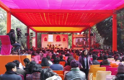 Jaipur is perfect for the world s most egalitarian book festival: William Dalrymple (Special to IANS)