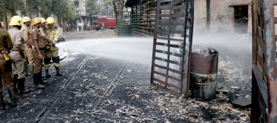 Fire at Kolkata manufacturing unit, no injuries