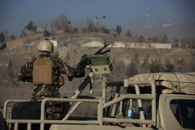 India condemns terror attack on Kabul hotel
