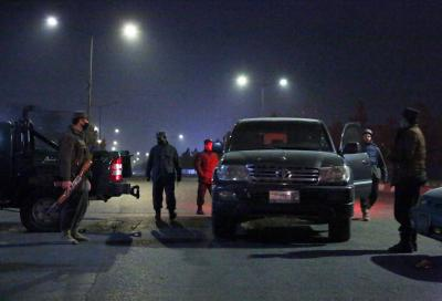 10 killed in Kabul luxury hotel attack (Second Lead)