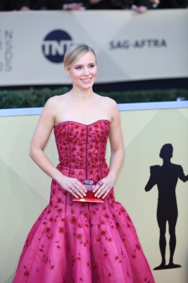 We re living in a watershed moment in time: Kristen Bell