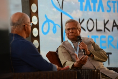 Financial system fundamentally wrong: Muhammad Yunus