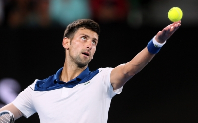 Djokovic earns 1st Masters win of 2018