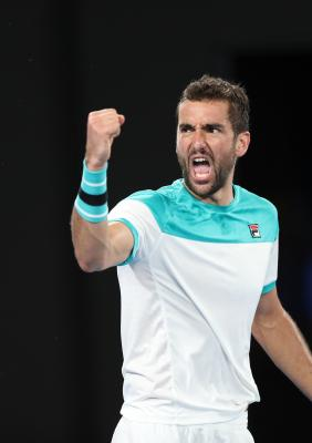 Cilic gets easy win, advances to 2nd round at Rio Open