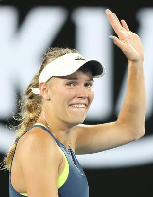 Wozniacki wins third round against Sasnovich at Indian Wells