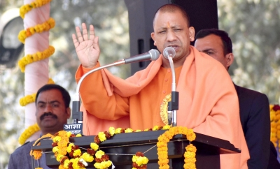 BJP will win all seats from UP in 2019, Sonia-Rahul will move elsewhere: Adityanath