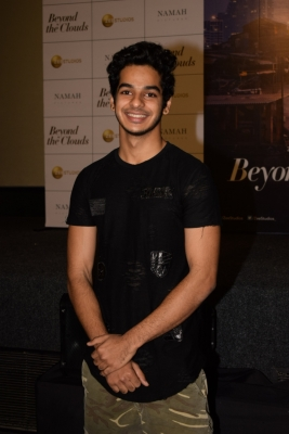 Ishaan lost weight for debut film (Movie Snippets)