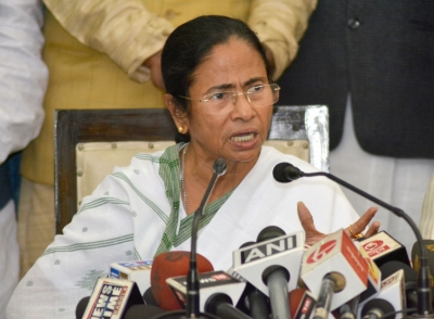 Mamata accuses BJP of maligning Missionaries of Charity