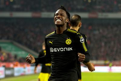 Ankle injury: Dortmund s Batshuayi may miss rest of season