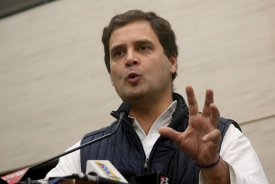 Cash crunch: Rahul says terror of demonetisation is back (Lead)
