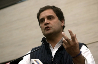 Rahul expresses Cong's solidarity with govt in COVID-19 fight
