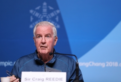 WADA head Reedie not to seek re-election
