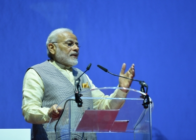 India, UAE to work together to fulfil Indian diaspora dreams: Modi