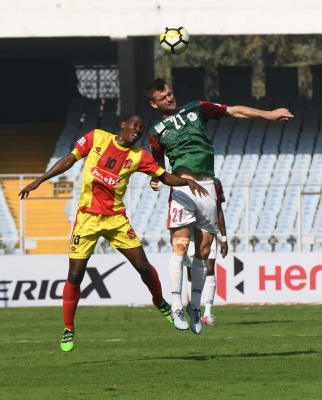 Mohun Bagan complain AIFF about  sub-standard refereeing