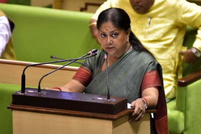Now Rajasthan synonymous with IT and technology: Raje