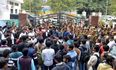 Prime accused in Dalit student s murder arrested (Lead)
