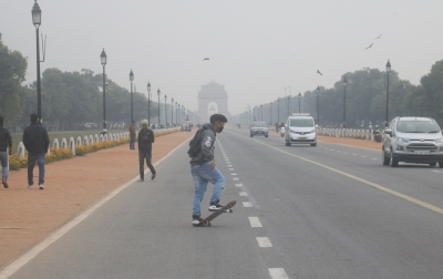 Cloudy Monday morning in Delhi, rain likely
