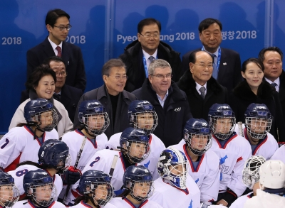 North, South Korea propose unified teams for Tokyo 2020 qualifications