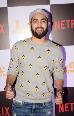Web series a great opportunity in showbiz: Manjot Singh