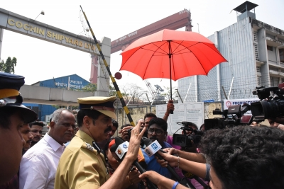 Five dead in Cochin Shipyard tanker blast, probe ordered (Second Lead)