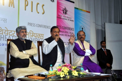 Stage set for 8th Theatre Olympics, 30 countries to participate