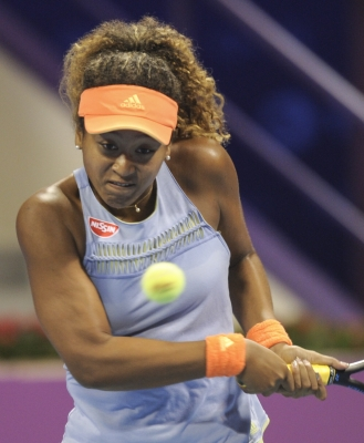 Serena bows out in first round of Miami Open