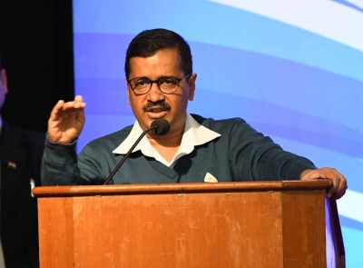 3 years of AAP: Kejriwal promises free WiFi, roads, drains (Lead)