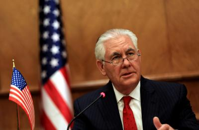 Sacked Tillerson issues Russia warning