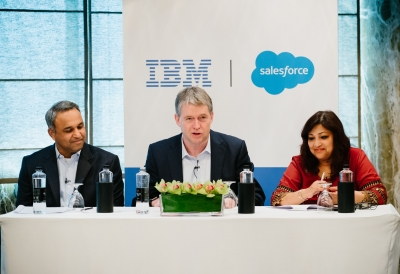 IBM eyeing BFSI, telecom sector for growth in India