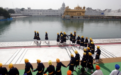 Tight security in Amritsar ahead of Trudeau visit
