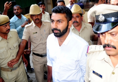 No bail for Congress MLA s son in Bengaluru assault case