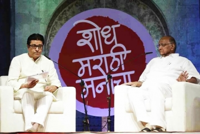 Only Congress can challenge BJP, will have  acche din , says Pawar (Lead)
