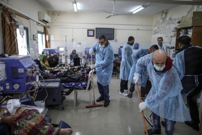 Many states lack PPEs, medical facilities: Govt survey