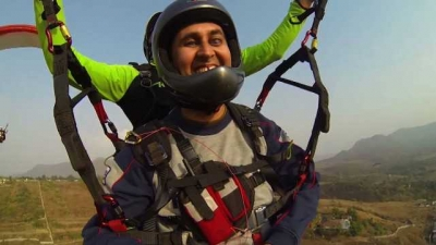 Flying high: Changing the narrative on disability (IANS Special Series)