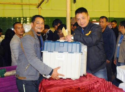 Campaigning ends for Meghalaya polls