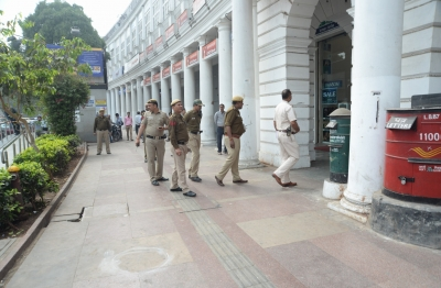 Thefts in three Connaught Place showrooms, FIR registered