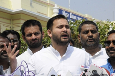 Tejashwi for Grand Alliance to defeat BJP