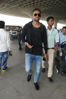 Pandya, Karthik to be part of World XI against West Indies