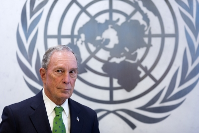Bloomberg surges in polls winning place in Democratic debate