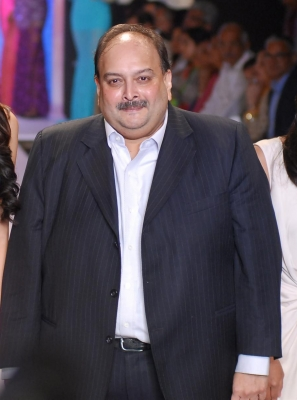 Now SBI chases Mehul Choksi for Rs 405 crore loan default