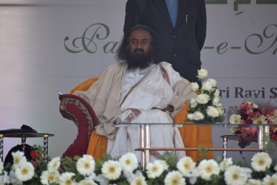 Muslims should gift the land in Ayodhya for Ram Temple: Sri Sri Ravi Shankar (IANS Interview)