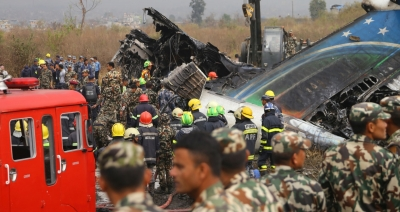 Air crash: High-level Bangladeshi team to visit Nepal