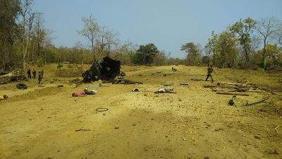 Nine CRPF personnel killed in Chhattisgarh Maoist attack (Roundup)