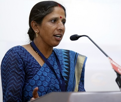 Indian rural entrepreneur praised in UN as symbol of women s empowerment