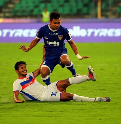 Chennaiyin crush FC Goa to enter ISL final