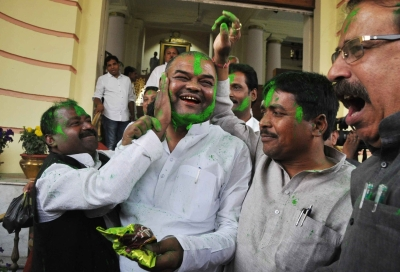 RJD bags Araria Lok Sabha, Jehanabad Assembly seats; BJP gets Bhabhua (Fourth Lead)
