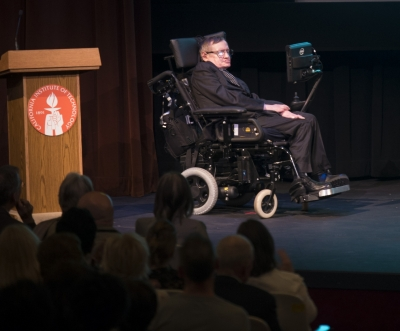 Triumph of spirit over form: The extraordinary life and career of Stephen Hawking (Obituary)